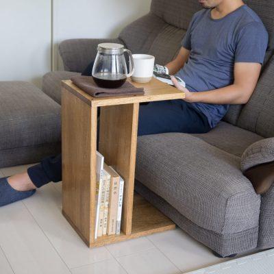 DIYしてサイドテーブルの作り方