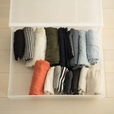 洋服の収納方法