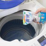 重曹を使って洗濯機を掃除する方法。目には見えない汚れだからこそ、こまめに掃除しよう