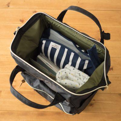 アネロのマザーズバッグにつめる