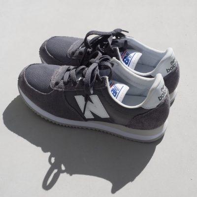 ニューバランスの新しい靴