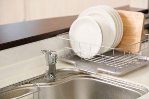 洗い物などの家事