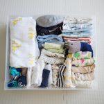 子ども服の収納がいっぱい…。23着を思い切って断捨離しました!