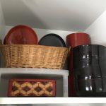 【実家の片付け2】ふだん使わない客用食器は一軍の食器棚に置いてはいけない