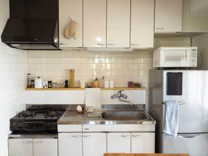 タカラの団地キッチン