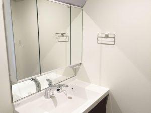 オシャレな壁付け水栓(シャワー付き)がない…