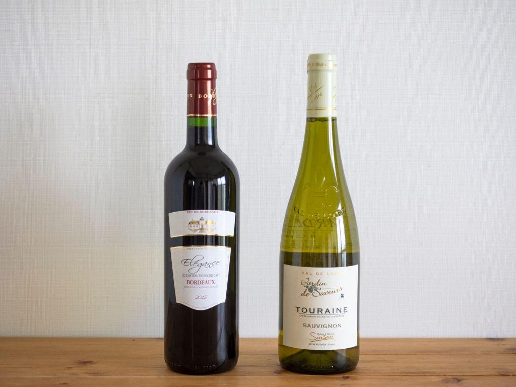 格付けワイン2本